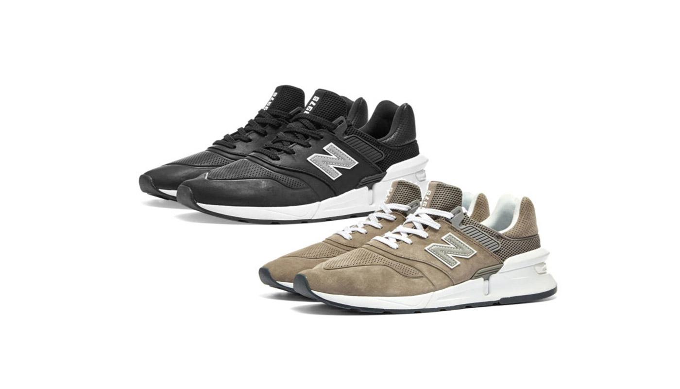 Comme Garçons La Pack 997s Le Sneaker De Balance Des New Site X nwm80vN