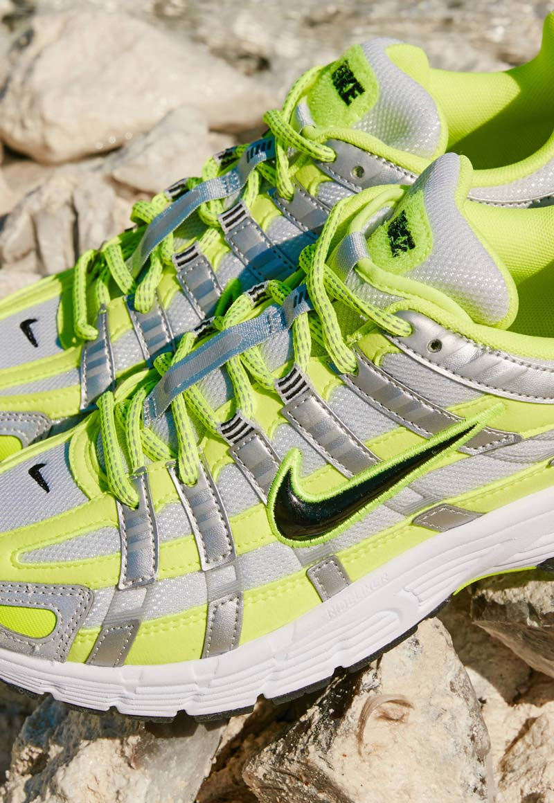 Naked x Nike P-6000 Volt - Le Site de la Sneaker