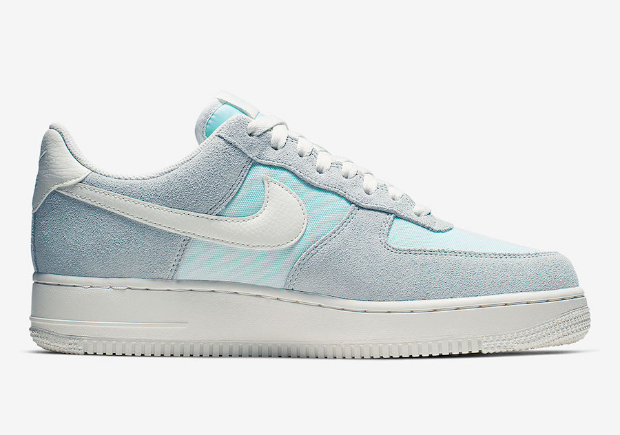 The Nike Air Force 1 Mid Debuts In This New Sail And