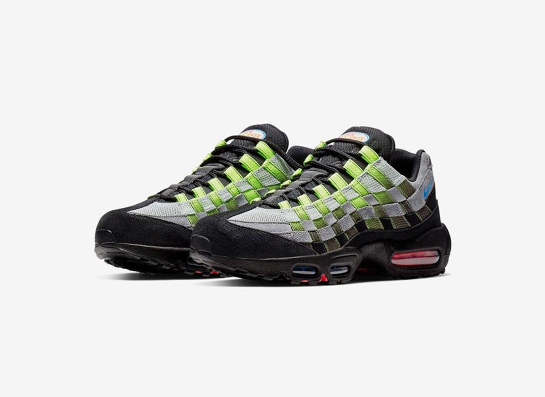 Preview: Nike Air Max 95 Black Pink Le Site de la Sneaker