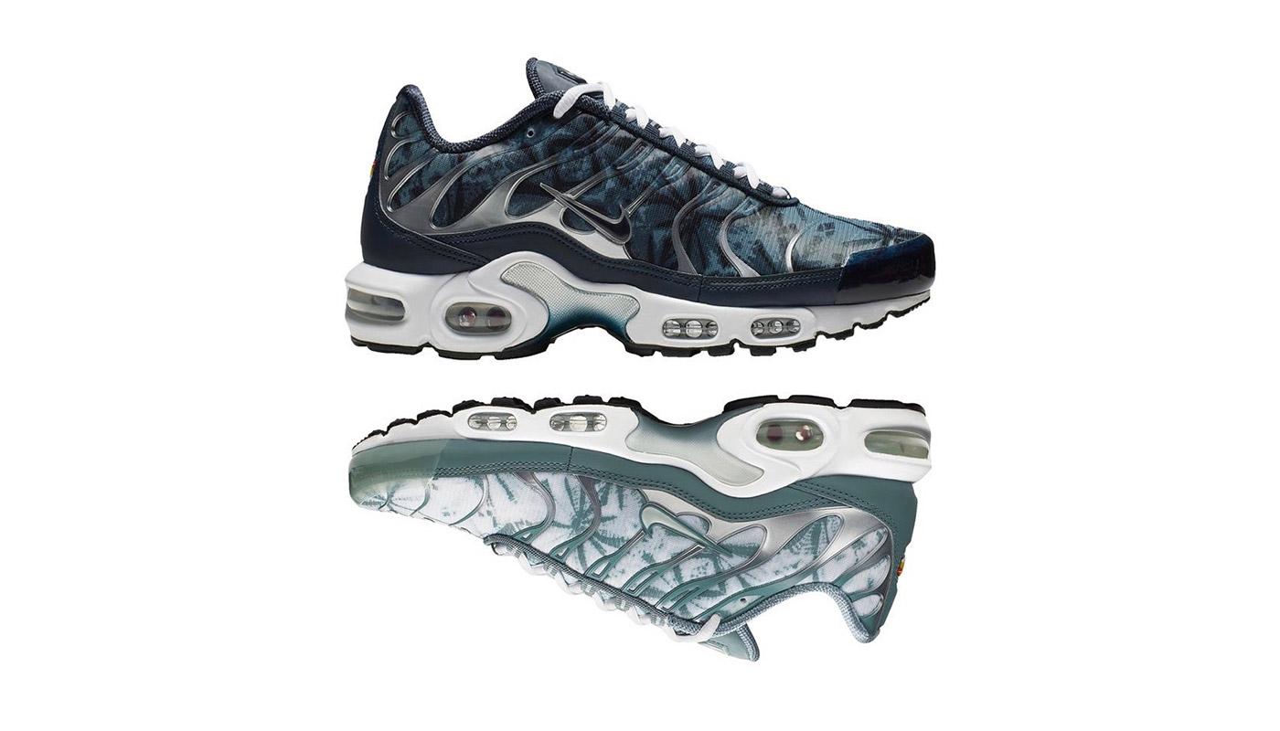 various colors 20b45 35b02 Le Nike Air Max Plus Palm Pack est disponible - Le Site de la Sneaker