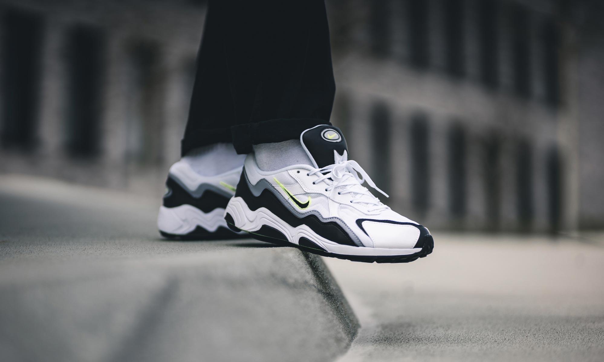 cheaper 30c14 f3a81 Nike Air Zoom Alpha Wolf Grey Volt