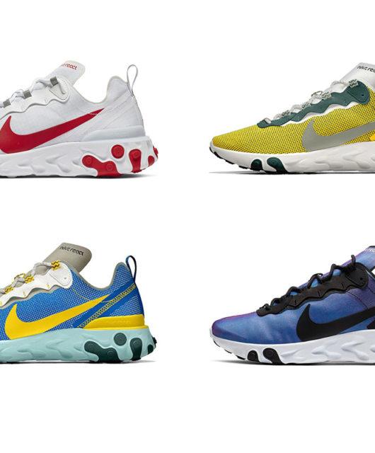 ab7767491815 Nike React Element 55 Archives - Le Site de la Sneaker