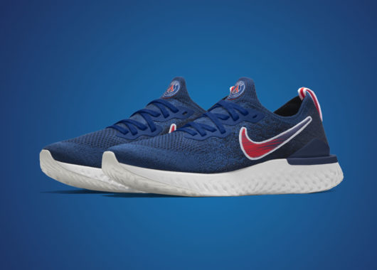 af9465808935 Nike Epic React By You x PSG. Le programme de personnalisation ...