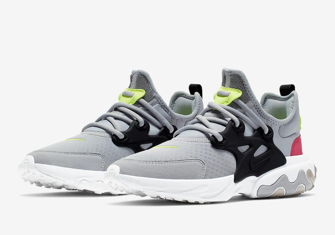taille 40 eff1f 6b29a La Nike Presto React arrive cet été - Le Site de la Sneaker