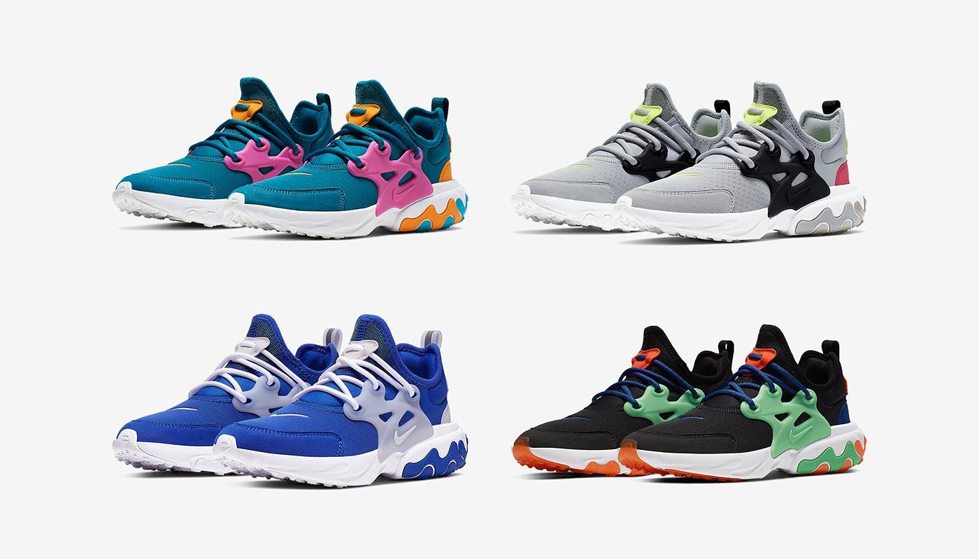 La Nike Presto React arrive cet été - Gov