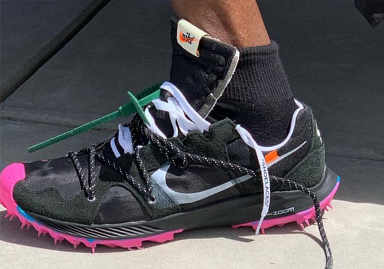 code promo 51fa0 3a2df Virgil Abloh dévoile une nouvelle Off-White x Nike à ...