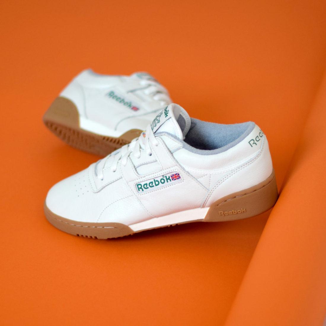 2eb82cfc4be Oi Polloi x Reebok Workout Clean MU - Le Site de la Sneaker