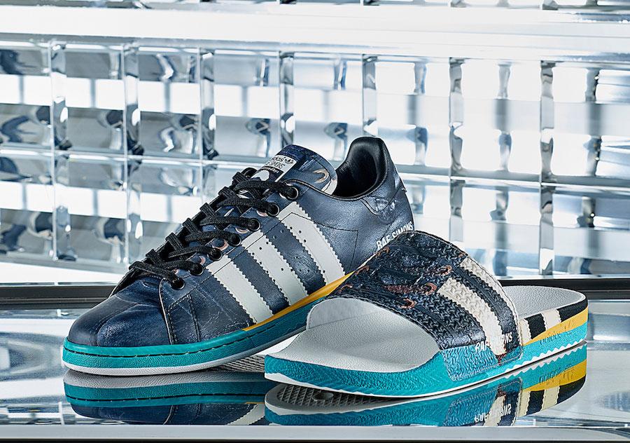 Raf Simons x adidas Collection Eté 2019 Le Site de la Sneaker