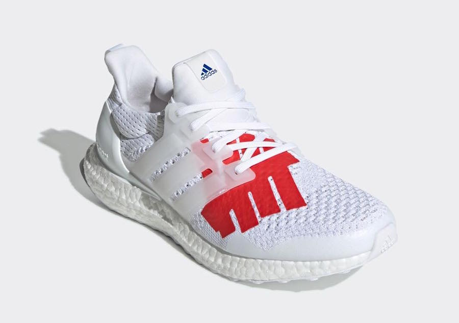 adidas x undefeated ultra boost 4.0