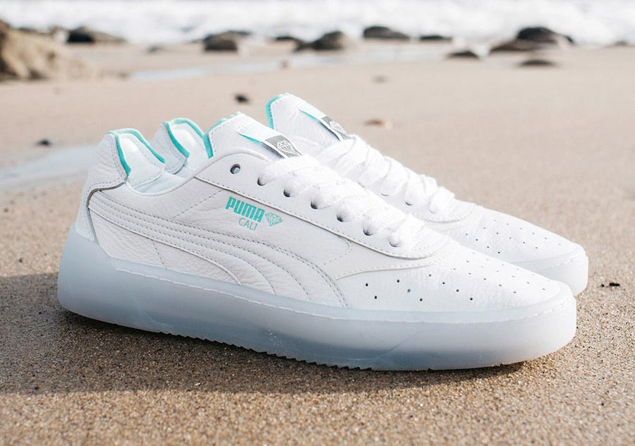 Diamond Supply x Puma California Dreaming Collection Le