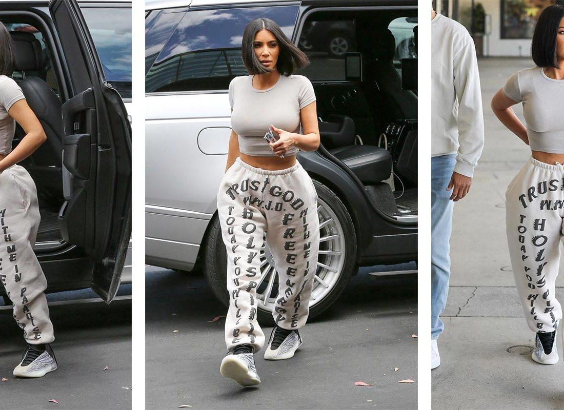 cff103be937d3 Kim Kardashian nous offre un aperçu des adidas Yeezy BSKTBL Quantum ...