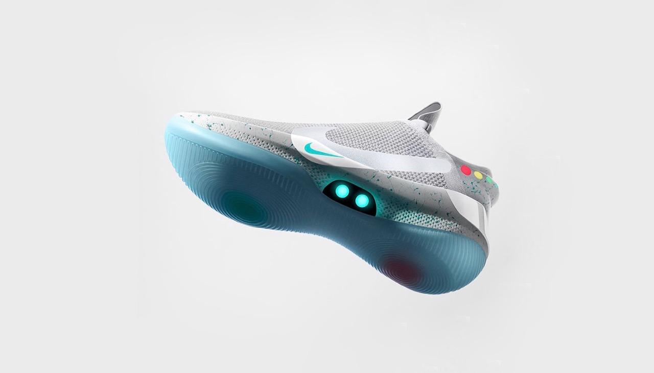 Nike Adapt BB Wolf Grey Wolf Grey Multi Color AO2582 002
