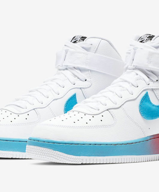best sneakers 3be61 1f7fb Une Nike Air Force 1 High