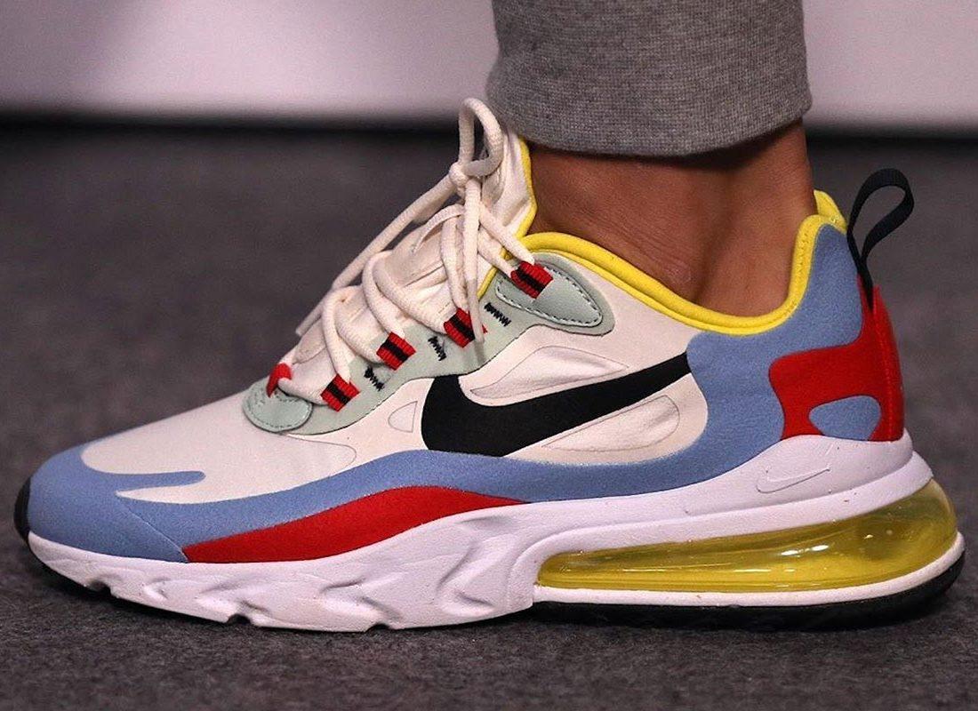 Nike dévoile la Air Max 270 React - Le Site de la Sneaker