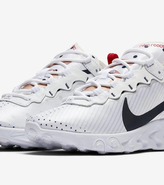 best service 36817 24c98 Nike WMNS React Element 55 Premium France