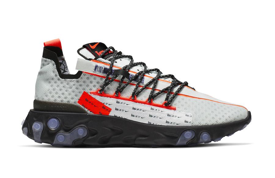 Nike React ISPA Collection Été 2019