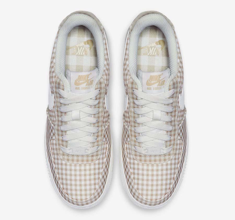 Nike imagine un Air Force 1 Gingham Pack Le Site de la Sneaker