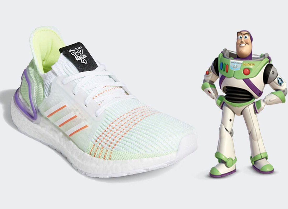 Preview: Toy Story x adidas Ultra Boost 19