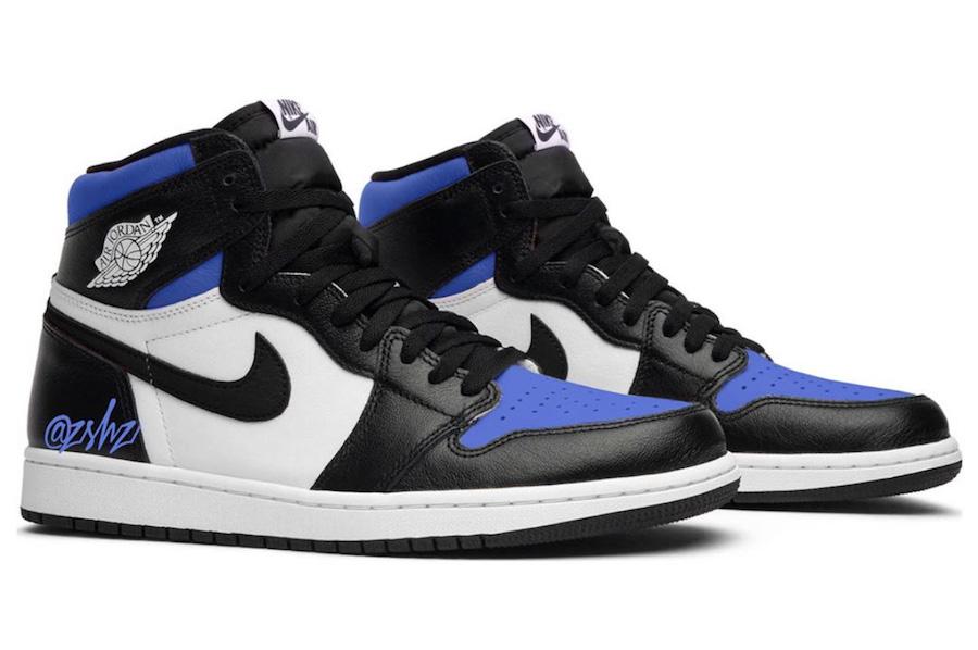 Air Game Le La De Pour Royal Nouvelle 1 Sneaker Jordan Une 2020 Site Ownk0PXN8Z