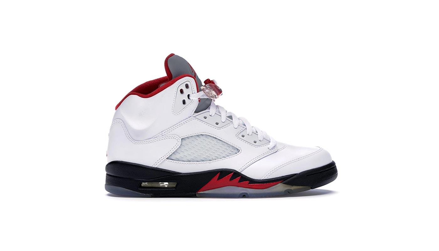 La Air Jordan 5 Fire Red de retour en 2020 Le Site de la