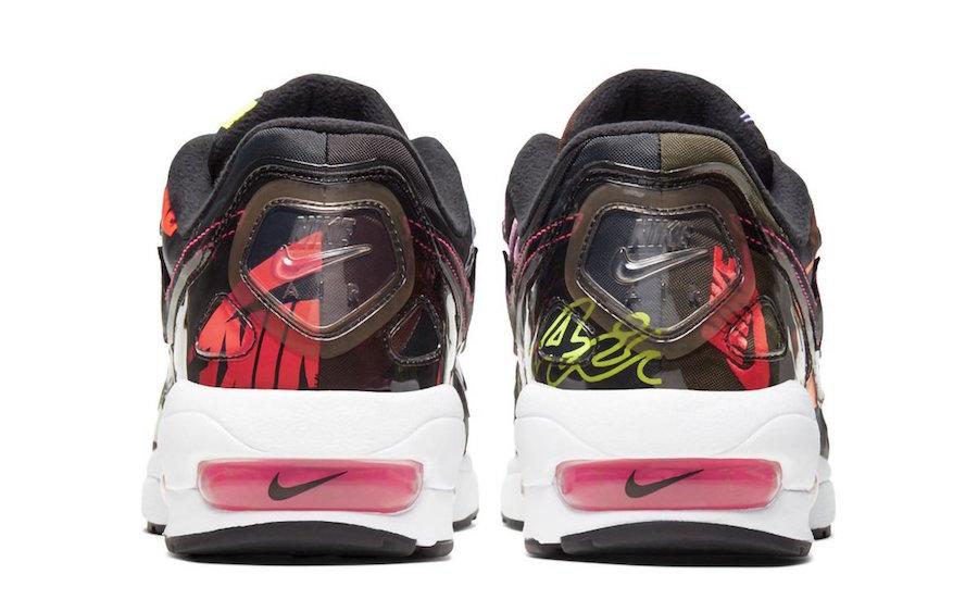 Une atmos x Nike Air Max2 Light Black à venir Le Site de