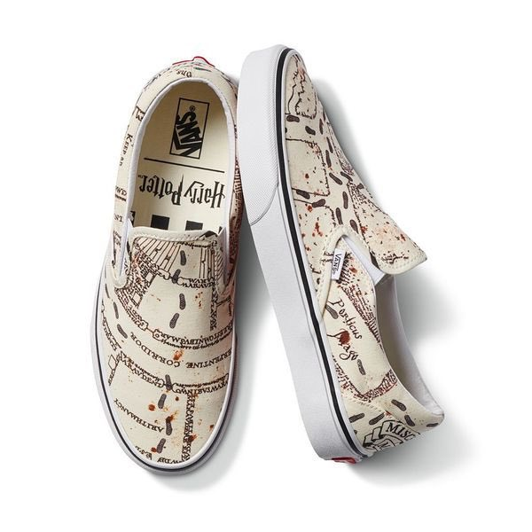 Harry Potter x Vans Collection Le Site de la Sneaker