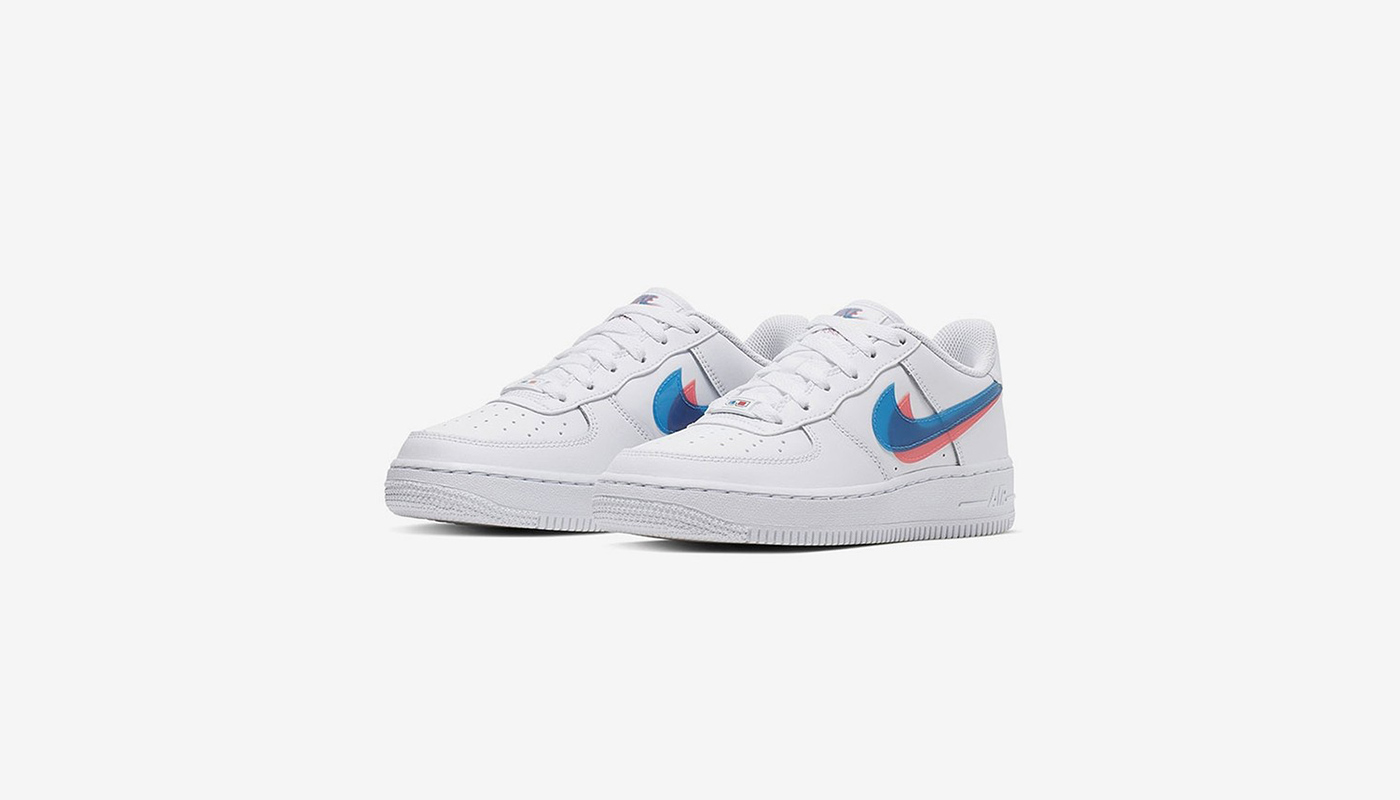 nike air force 1 low 3d femme