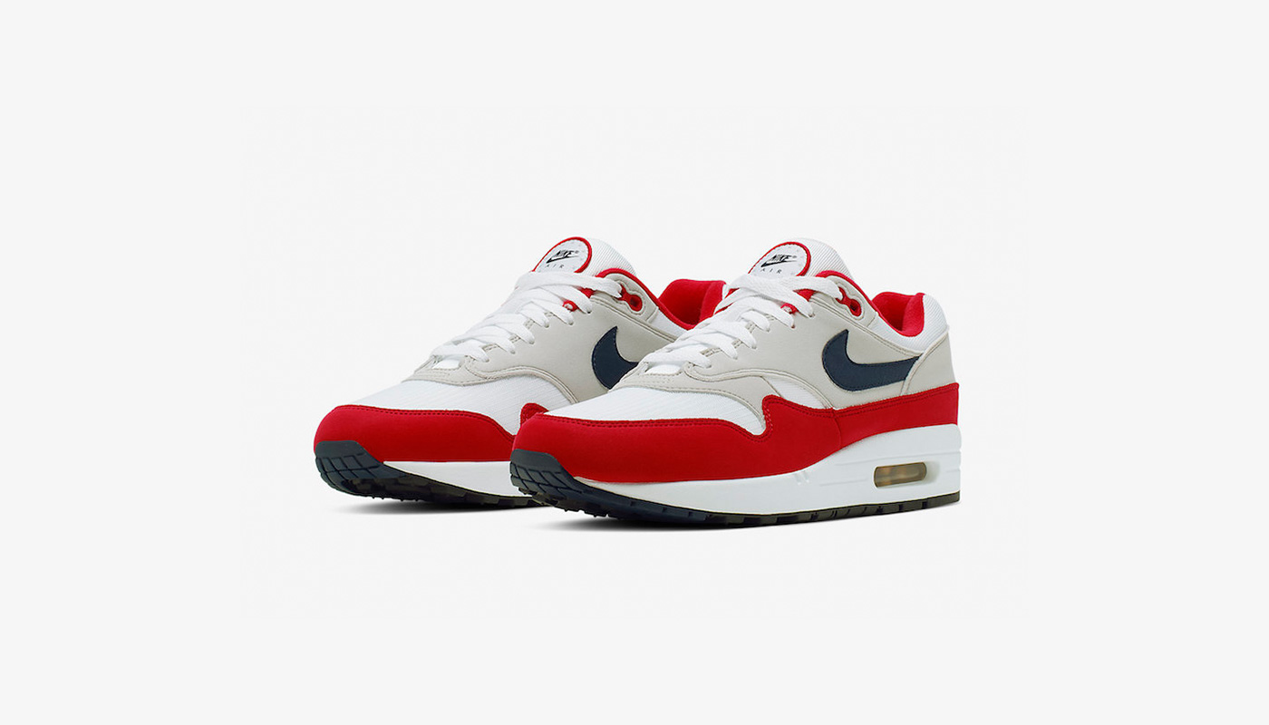 acheter populaire 314f1 aa747 Nike Air Max 1 '4th Of July'