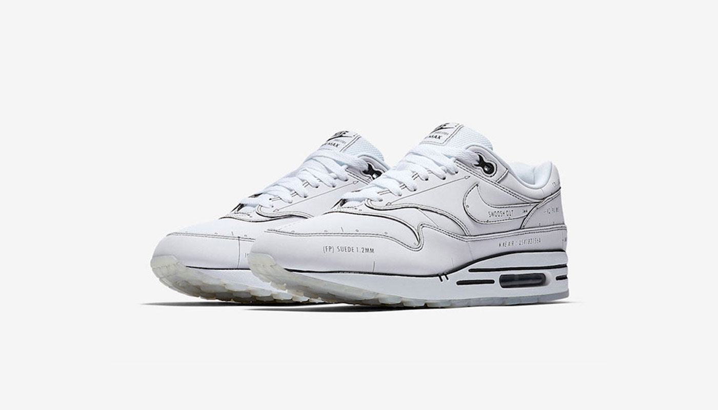 Air Not Max 'schematic Resale' Nike White For 1 NOvm8wn0