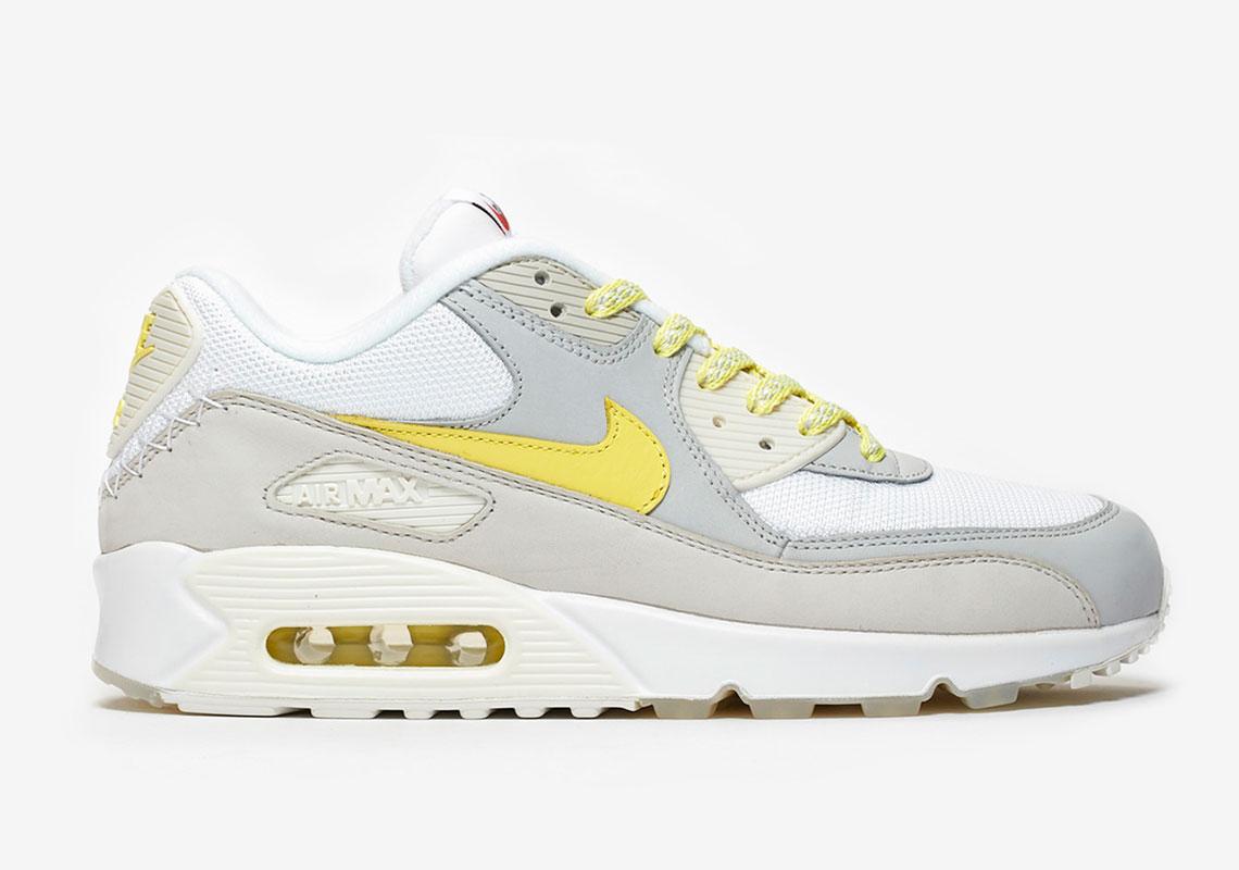 chaussures de sport 72fd9 95bad Nike Air Max 90 Premium Mixtape Side A