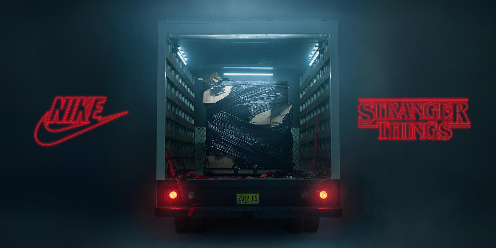 Nike x Stranger Things | La Boutique Stranger Things