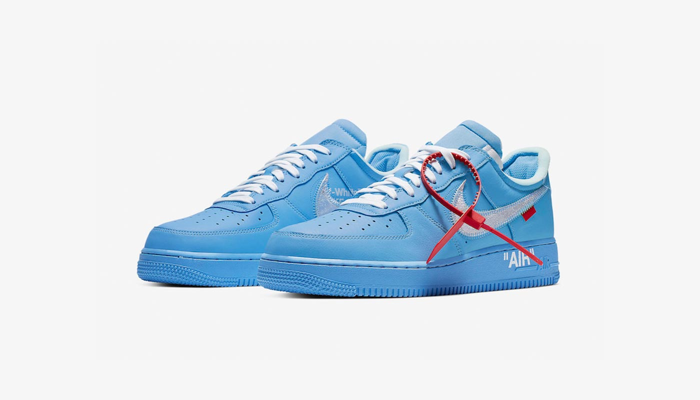 Off-White x Nike Air Force 1 MCA