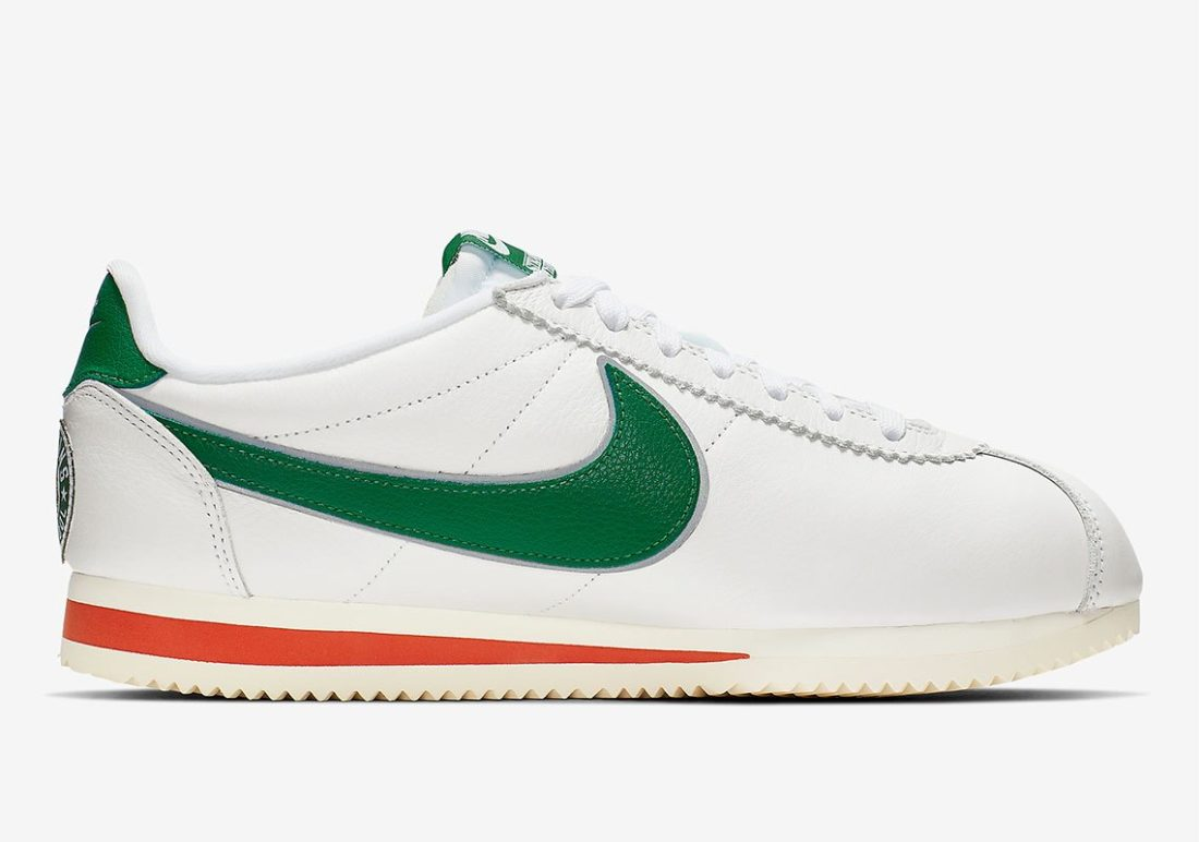 Stranger Things x Nike Cortez Hawkins High School