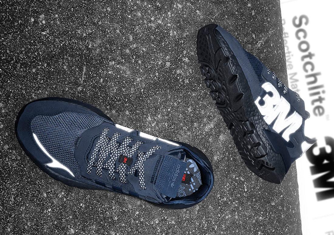 3M x adidas Nite Jogger Pack