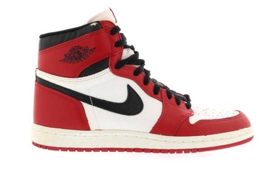 Air Jordan 1 High Chicago New Beginnings