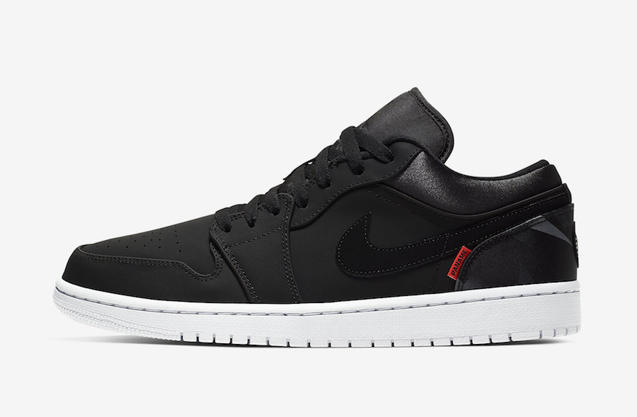 air jordan 1 low noir