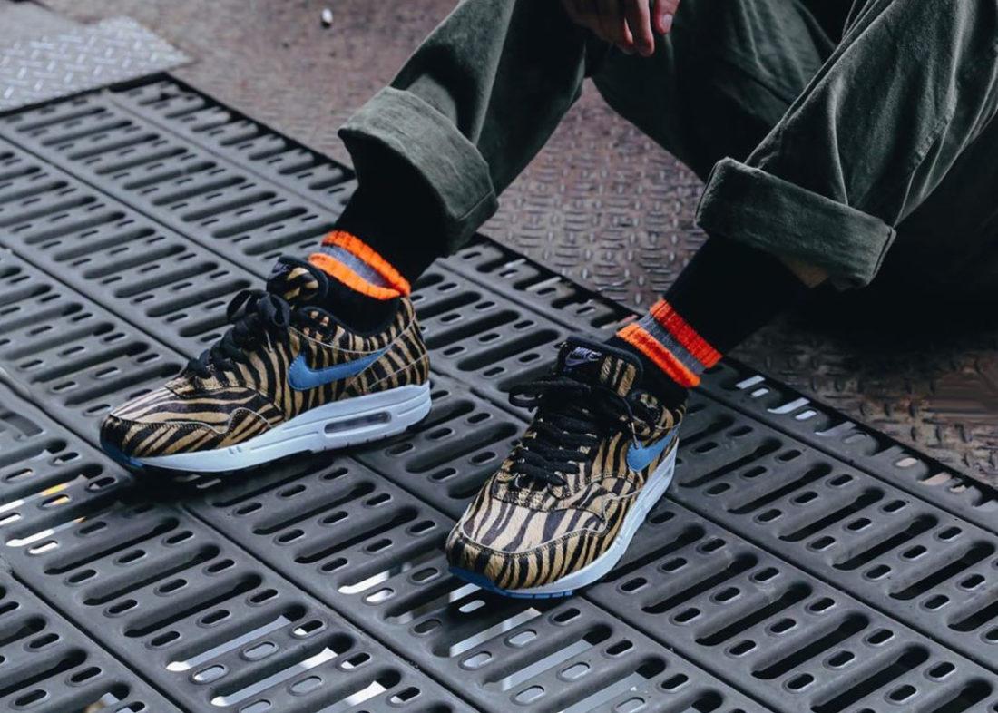 atmos x Nike Air Max 1 Animal 3.0 Pack Le Site de la Sneaker