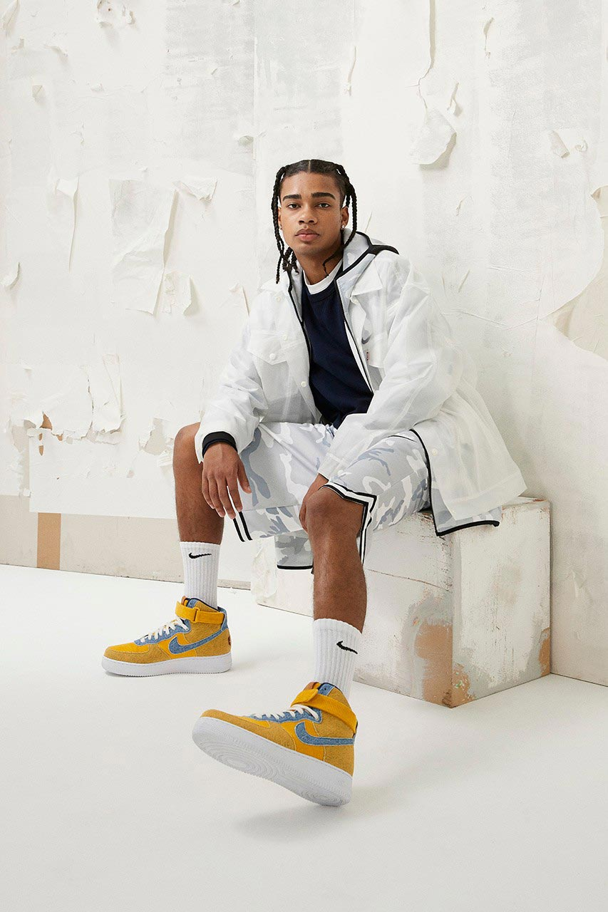 Levi's x Nike 'By You' Collection