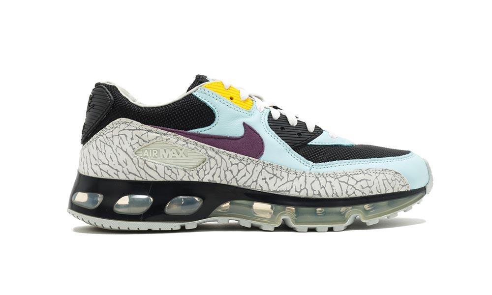 Cette Nike Air Max 90 rappelle la