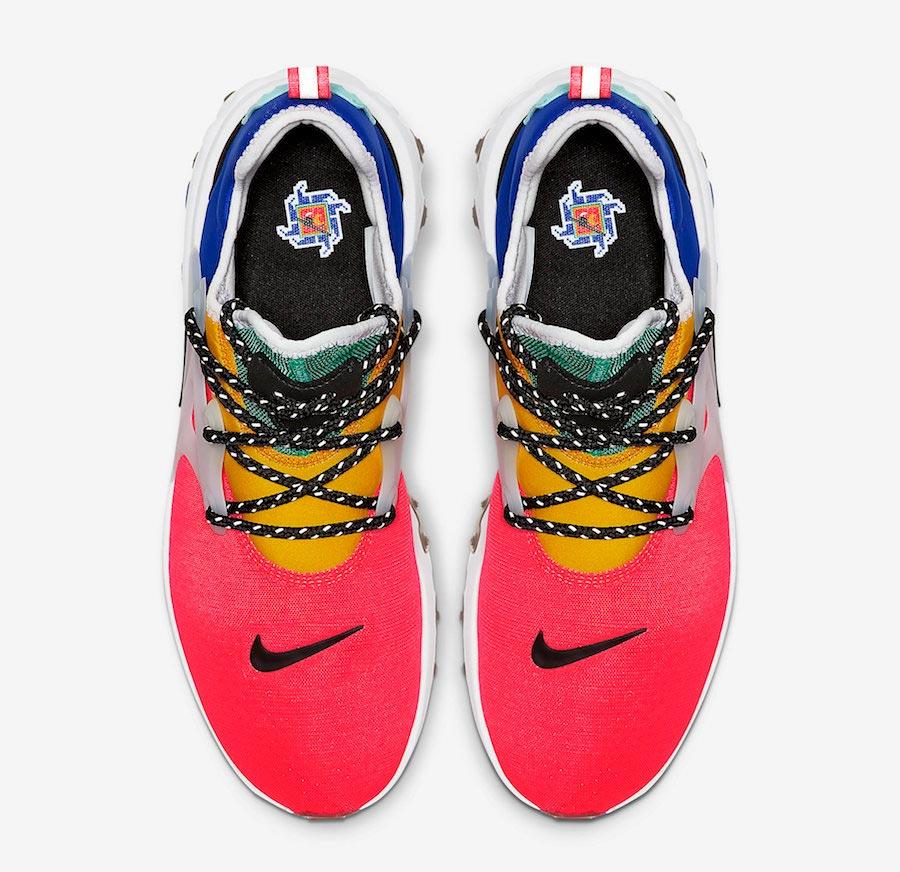 look for top fashion great quality La Nike React Presto débarque dans une version multicolore ...