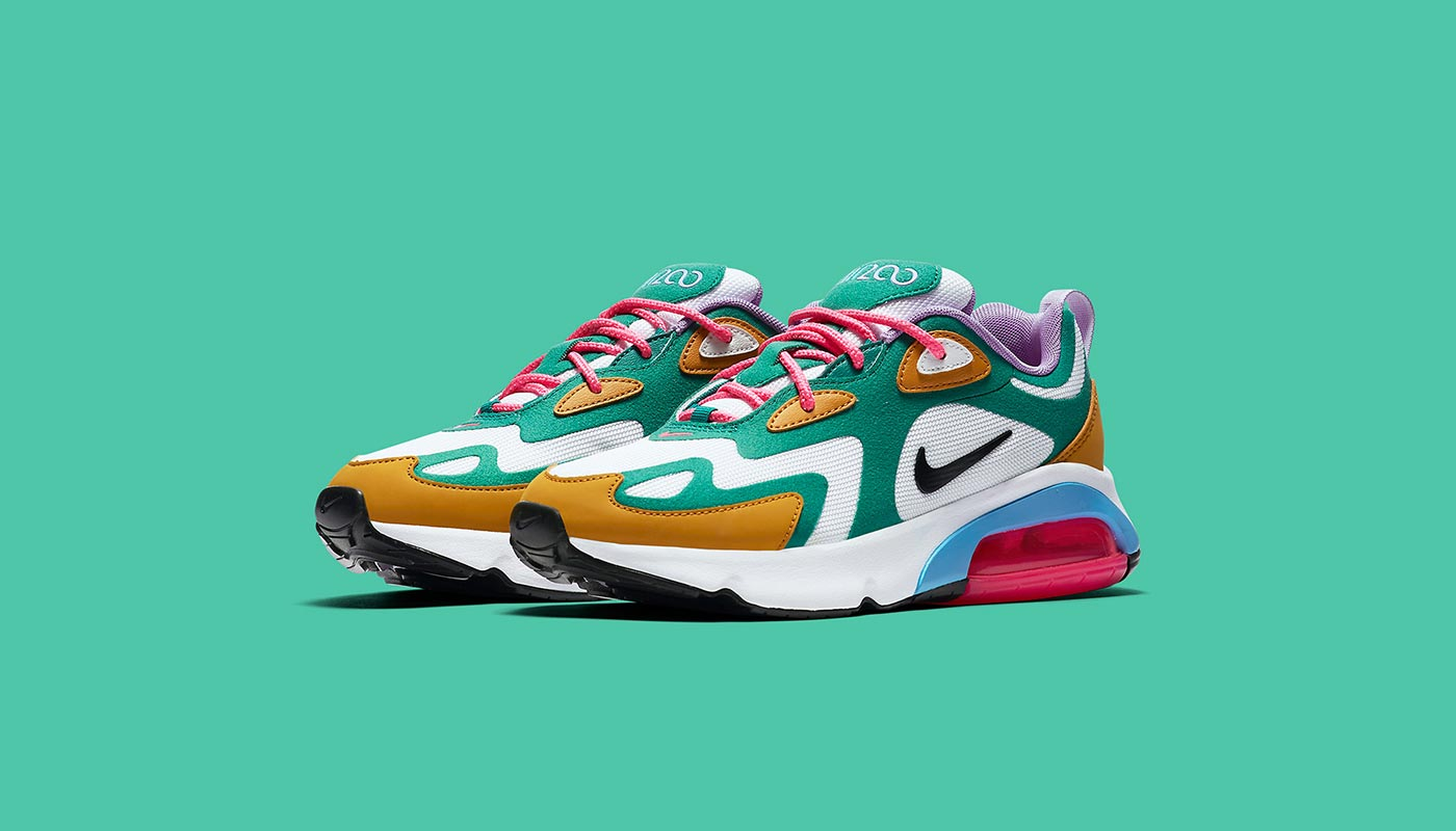 nike air max 200 femme soldes
