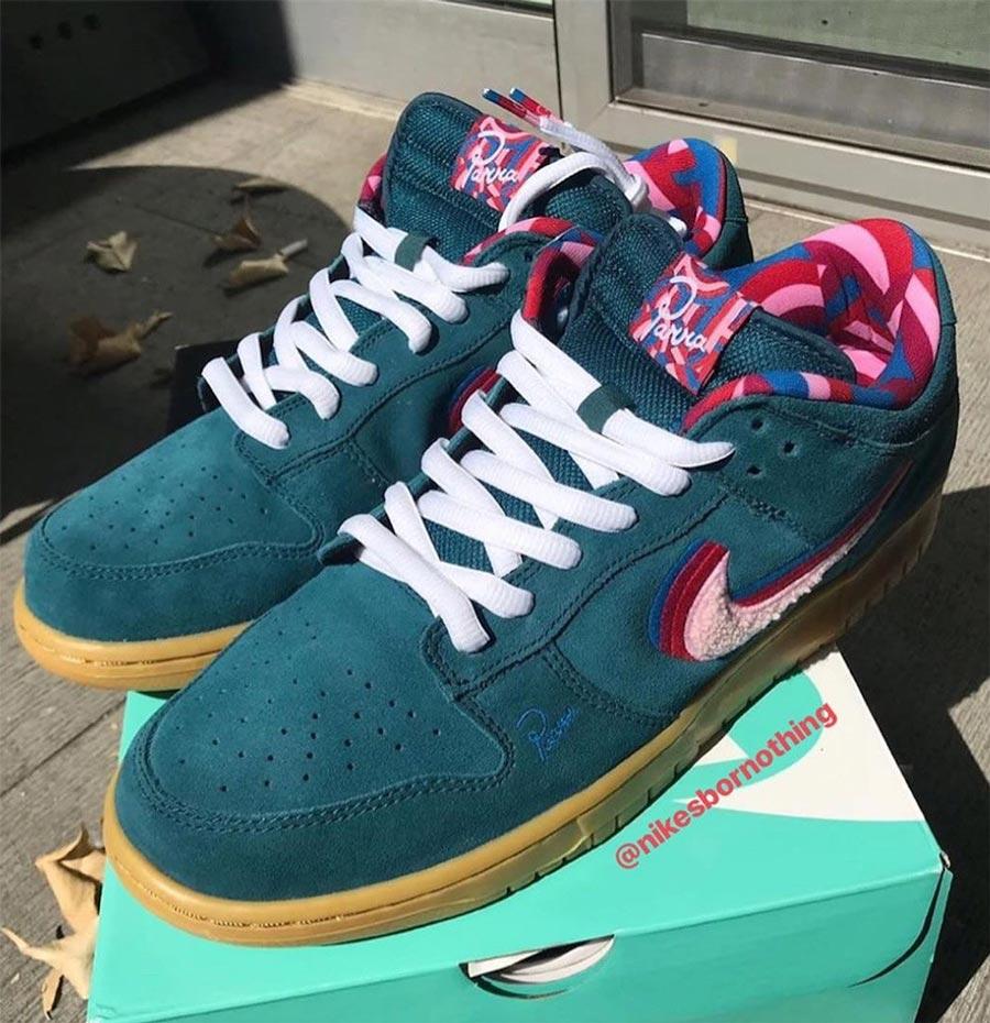 Parra x Nike SB Dunk Low Friends & Family Le Site de la
