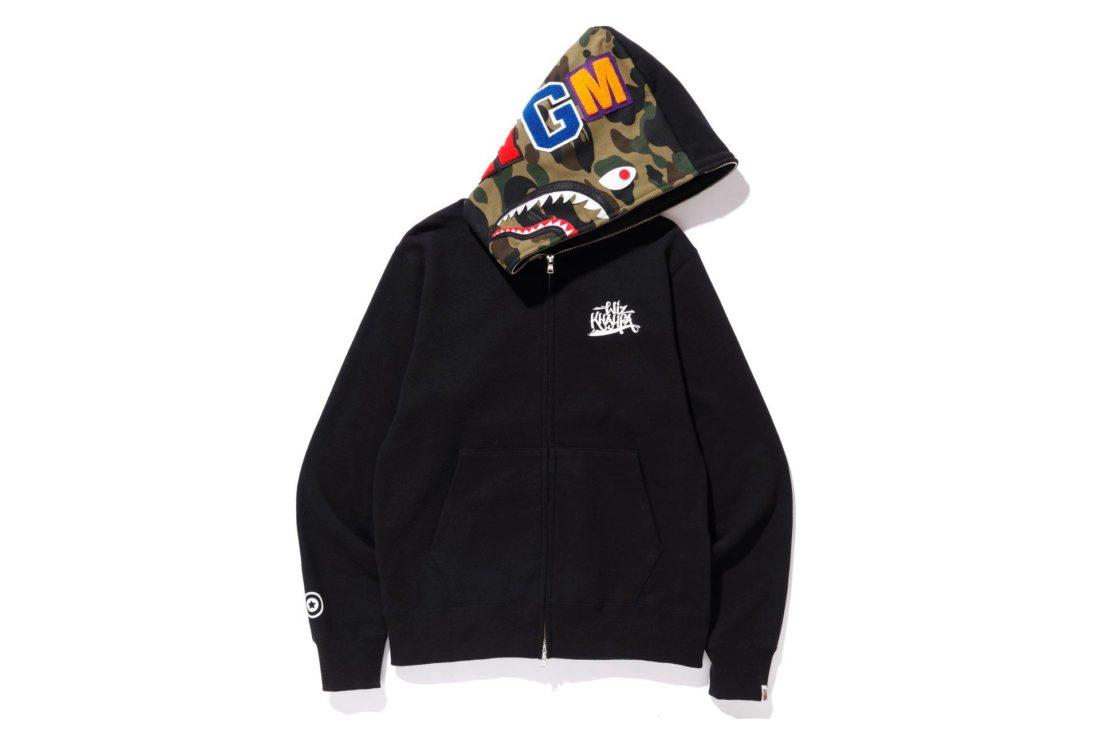 Wiz Khalifa x BAPE Collection Le Site de la Sneaker