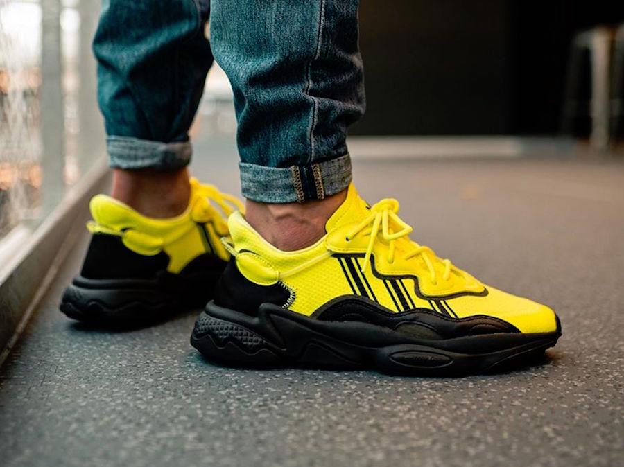 adidas Ozweego Solar Yellow Le Site de la Sneaker