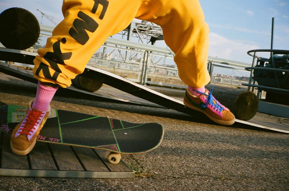 Nike Blazer CPFM Sponge By You Le Site de la Sneaker