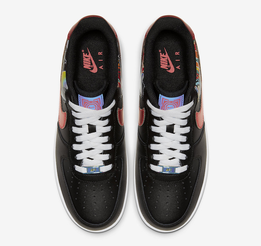 Nike présente la Air Force 1 Low Pop Culture Le Site de la