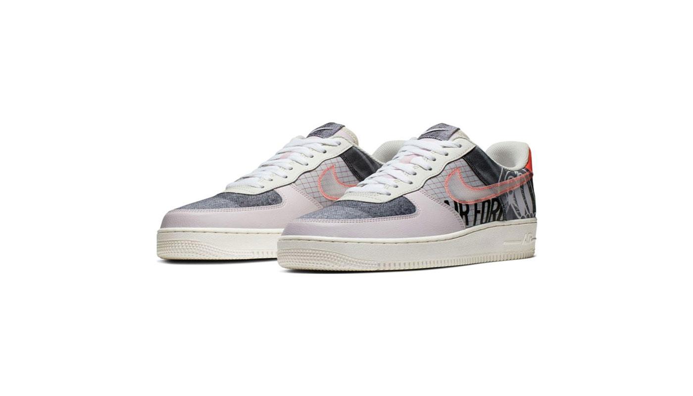 meilleur service 0c3a5 8298b Nike Air Force 1 Zine - Le Site de la Sneaker