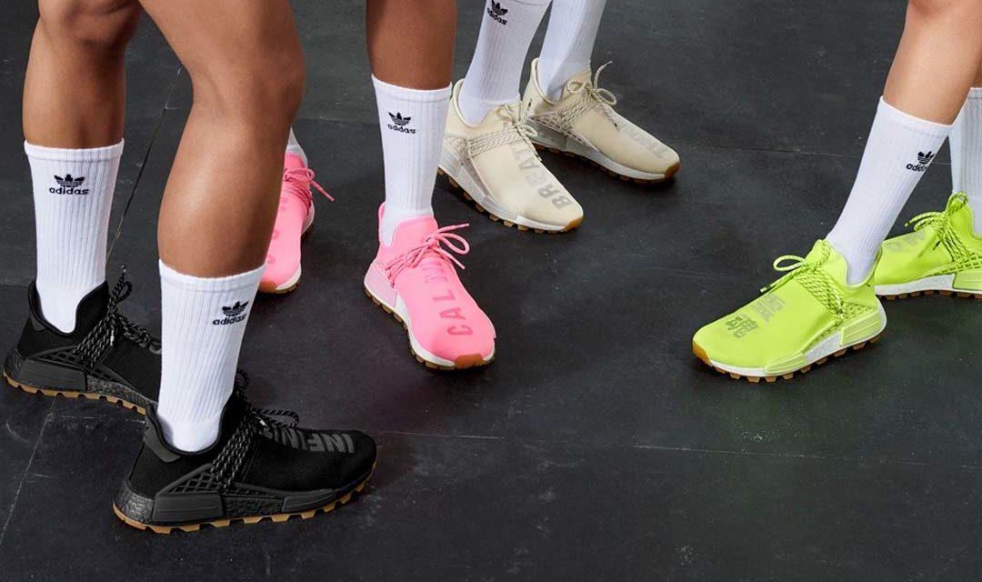 adidas nmd hu trail femme