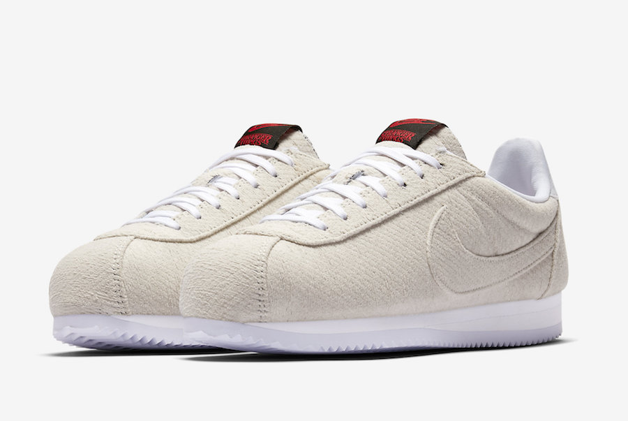 Stranger Things x Nike Cortez 'Upside down'